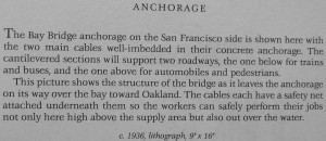 Bay Bridge Anchorage