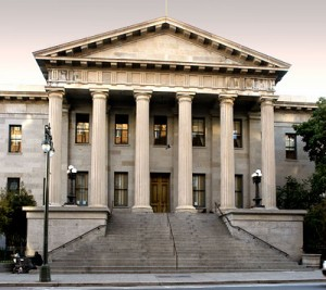 Facade of old SF mint