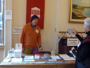 Thinkwalks at SF History Expo