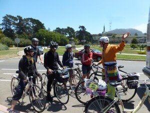 Transportation History Ride @ Meet at McKinley Statue, Baker & Fell in the Panhandle Park | San Francisco | California | United States