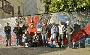 Social Justice Mural Walk @ Meet at the Roxie Movie Theater, 3117 16th St. | San Francisco | California | United States